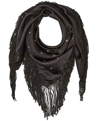 BCBGeneration Star Embellished Bandana Scarves