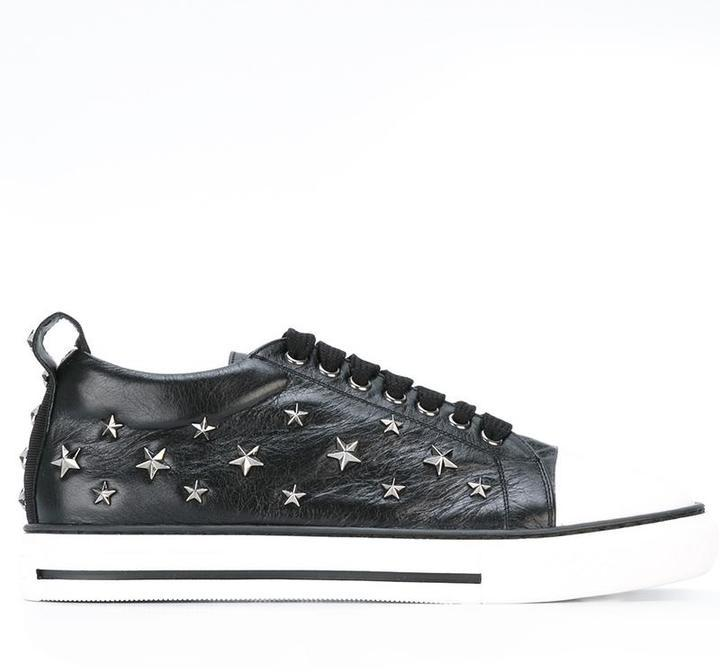 RED Valentino Studded Stars Trainers