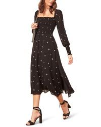 Reformation Rowan Midi Dress