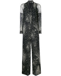 RED Valentino Star Print Jumpsuit