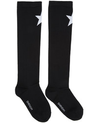 Givenchy Black Star Socks