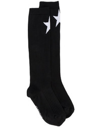 Givenchy Jacquard Star Knitted Socks