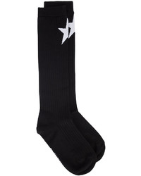 Givenchy Star Print Socks