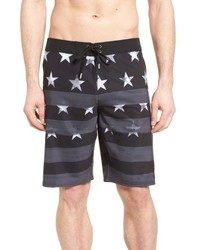 O'Neill Hyperfreak Star Spangled Board Shorts
