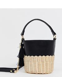 Aldo Aceille Basket Bag With Tassle