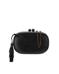 Serpui Hanging Tassel Clutch