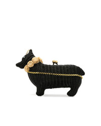 Serpui Straw Dog Clutch