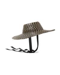 Gigi Burris Aloha Med Straw Hat