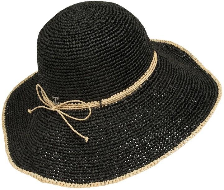 ... Dorfman Pacific Headwear John Callanan Big Brim Sun Hat Raffia ... 33434033daf