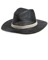 Echo Jewel Casablanca Straw Fedora