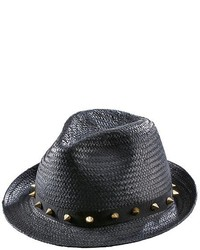 San Diego Hat Company Spiked Band Fedora