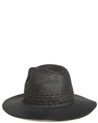 Leith Straw Panama Hat