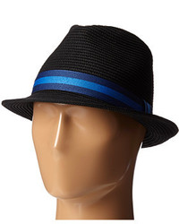 Lacoste Straw Trilby Hat