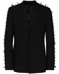 Givenchy Spike Studded Blazer Jacket