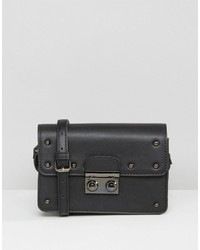 Pieces Helene Studded Cross Body Bag