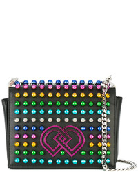 Dsquared2 Medium Dd Studded Crossbody Bag