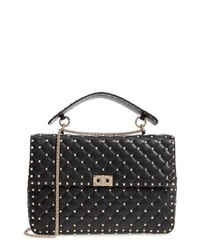 Valentino Garavani Rockstud Spike Maxi Shoulder Bag