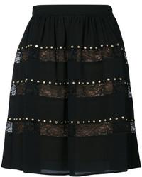 MICHAEL Michael Kors Michl Michl Kors Studded Lace Skirt