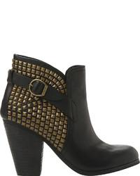 Steve Madden Alani Studded Cowboy Boots