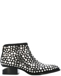 Alexander Wang Kori Studded Ankle Boots