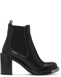 Miu Miu Black Studded Boots