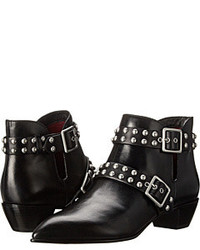 Marc by Marc Jacobs Carroll 2 Strap Stud Ankle Boot