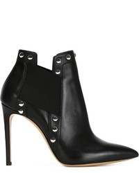 Casadei Studded Ankle Boots