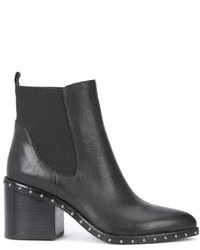 Derek Lam 10 Crosby Studded Sole Ankle Boots