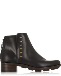 Rag & Bone Dover Studded Leather Ankle Boots