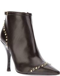 Dsquared2 Studded Ankle Boot