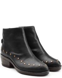 Fiorentini+Baker Fiorentini Baker Studded Leather Ankle Boots
