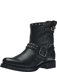 Frye Veronica Studded Short Motorcycle Boot