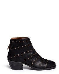 Fiorentini+Baker Gemma Stud Leather Ankle Boots