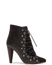 IRO Xola Leather Booties