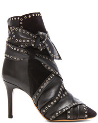 Isabel Marant Alease Studded Booties