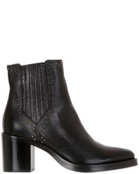Janet & Janet 70mm Studded Leather Ankle Boots