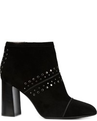 Lanvin Studded Ankle Boots