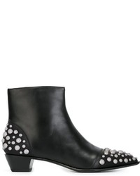 Marc by Marc Jacobs Studded Ankle Boots