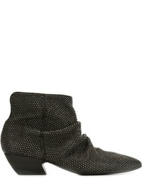 Marsèll Studded Ankle Booties
