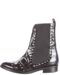 Opening Ceremony Studded Chelsea Ankle Boots