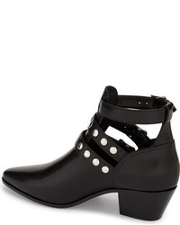 ... Saint Laurent Rock Studded Bootie 104b07a2dc79