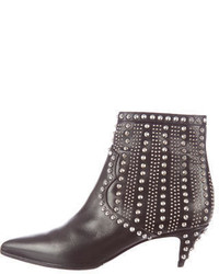 Saint Laurent Cat Ankle Boots