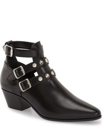 Saint Laurent Rock Studded Bootie