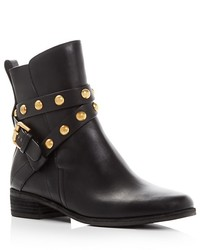 See by Chloe See By Chlo Janis Studded Ankle Strap Booties
