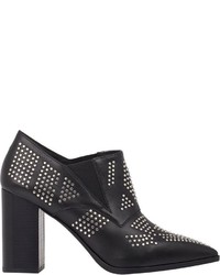 See by Chloe Studded Ankle Boots Black