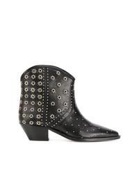 Isabel Marant Studded Domya Boots