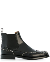 Church's Studded Slip On Ankle Boots