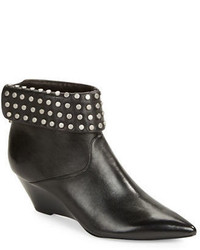 Belle by Sigerson Morrison Wayne Studded Wedges