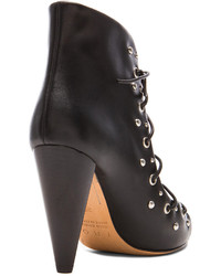 IRO Xola Leather Booties