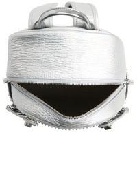 8c1b0f809f90 ... MCM Dual Stark Studded Leather Backpack Black
